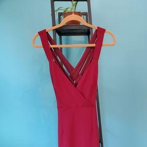 Ark & Co midi dress